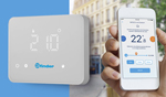Finder : nouveau thermostat connecté réversible, BLISS WIFI