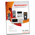 Multimetrix - La mesure simple - Catalogue 2020